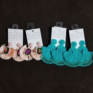 Jewelry - New suzie by suzanna dai earrings